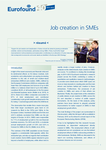 Job creation in SMEs - Résumé