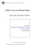 EWCs in the new Member States - Case study: Deutsche Telekom