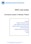 EMCC case studies - Commerce cluster in Warsaw, Poland