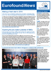 Eurofound News, Issue 1, January 2016