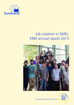 Job creation in SMEs: ERM annual report 2015