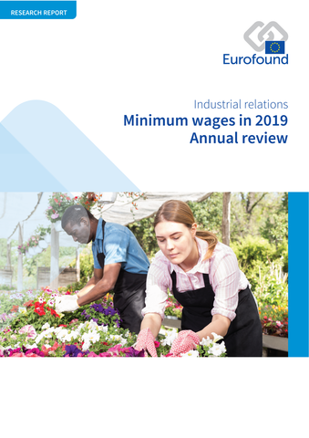 Minimum wages in 2019