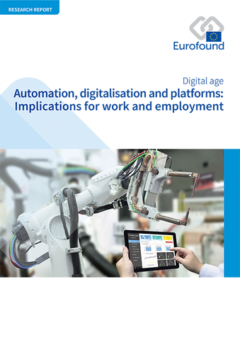 Vignette document Automation, digitalisation and platforms: Implications for work and employment