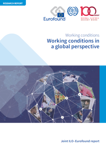 Vignette document Working conditions in a global perspective